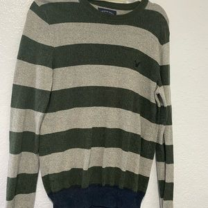 AE men's sweater